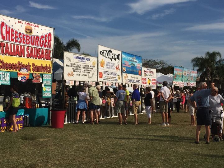 Marco Island Seafood & Music Festival