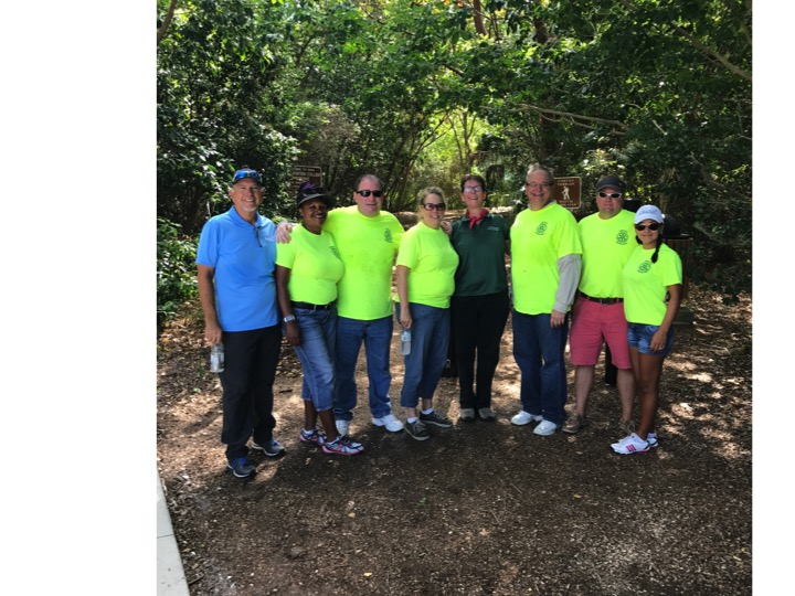 Outter Mound Clean-Up