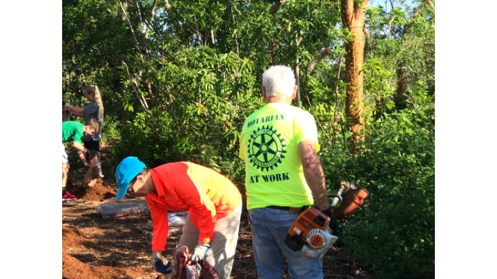 Otter Mound Preserve Clean-Up